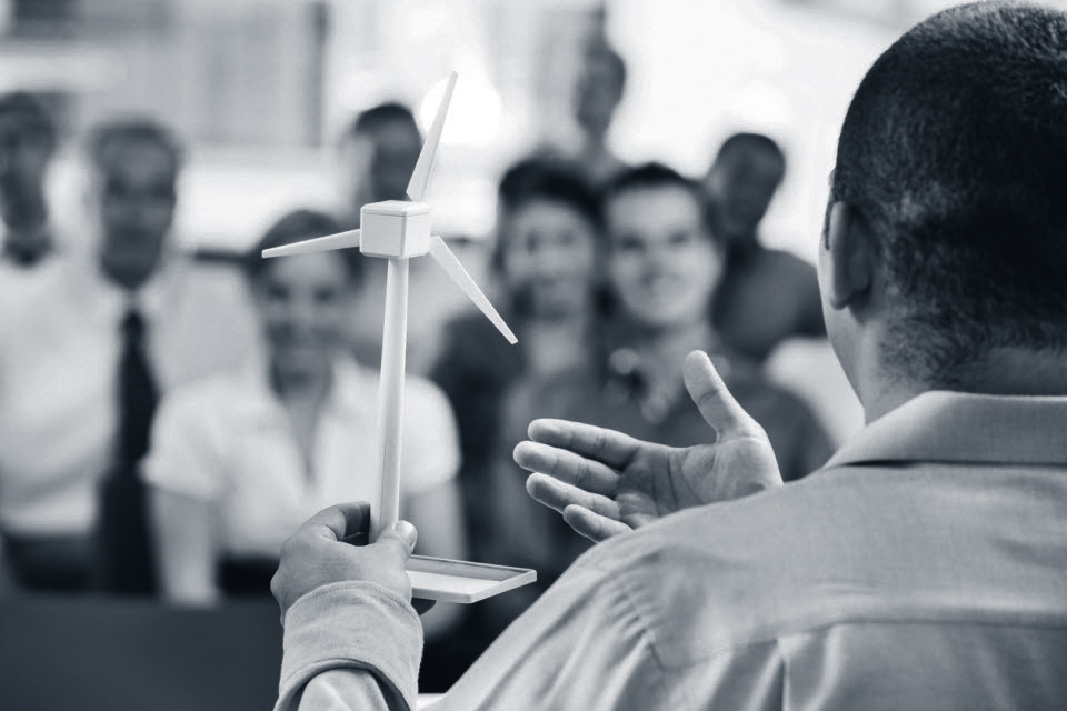 Public Speaking Training - Presentation Skills - STEM Professionals