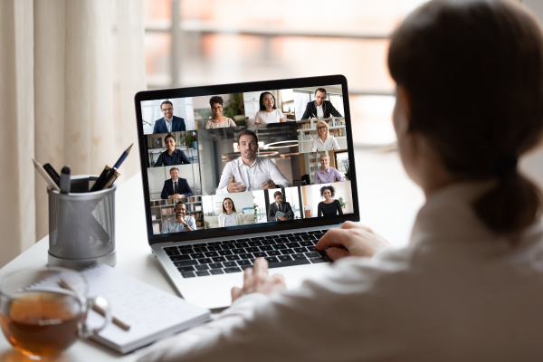 Video conferencing tips for building your credibility